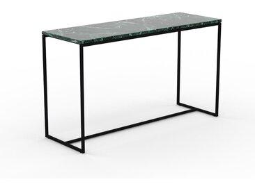 Konsolentisch Marmor, Grüner Guatemala - Eleganter Konsolentisch: Beste Qualität, einzigartiges Design - 121 x 71 x 42 cm, konfigurierbar