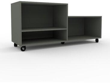 Rollcontainer Nebelgrün - Moderner Rollcontainer: Hochwertige Qualität, einzigartiges Design - 152 x 68 x 47 cm, konfigurierbar