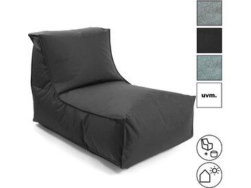 Sitzsack 'Der Sundowner' XXL kleine Indoor & Outdoor Liege oder Relaxliege
