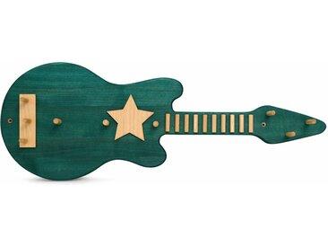 Kindergarderobe Gitarre aus Holz
