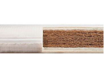 Spar-Set: Niklas Babybett 60x120 cm, Kiefer flieder lasiert mit bionik Matratze biokoko