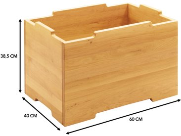 Set Kai Stapelbox Groß mit Rollsockel und Deckel