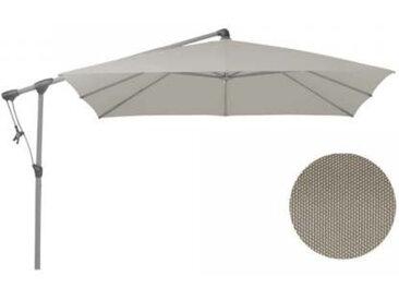 Glatz Sunwing C+ easy Sonnenschirm | 260 x 260 cm Des. 151 ash...