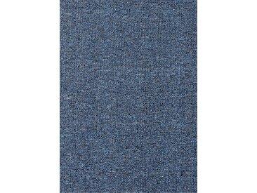 Schlingen-Teppichboden in Fixmaßen blau bonprix