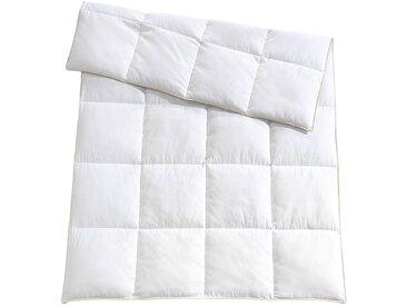 Bettdecke Daunen Touch mittel weiß bonprix