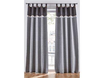 Vorhang (1er Pack) grau bonprix