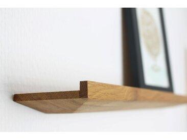 HolzKaspero Bilderleiste Eiche 70 cm