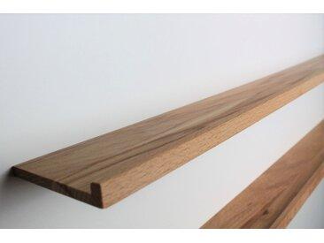 HolzKaspero Bilderleiste Kernbuche 70 cm