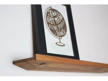 HolzKaspero Bilderleiste Wildeiche 50 cm