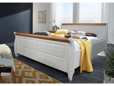 Massivholz Bett, Serie SZ-0132 100 x 200 cm