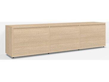 Konfigurierbare Eichen-Sideboard - Furnier