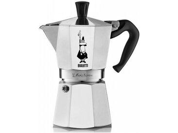 "Kaffeebereiter Bialetti ""Moka Express 6-cup Silver"""