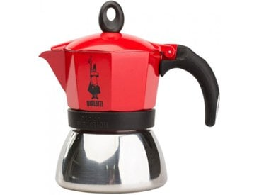 "Espressokocher Bialetti ""Moka Induction 3-cup Red"""
