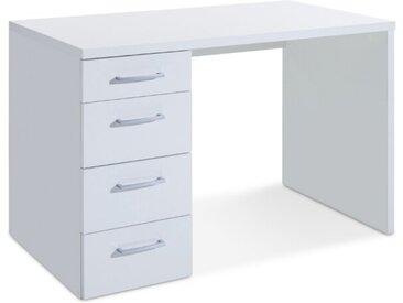 Schreibtisch Tonino /Weiß