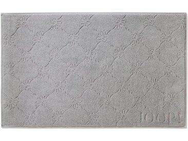 JOOP! Badteppich Cornflower 50 x 80 cm /Platin, Baumwolle