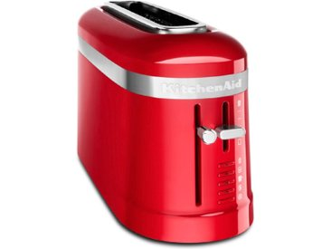 KitchenAid Toaster Langschlitz /Rot, Edelstahl