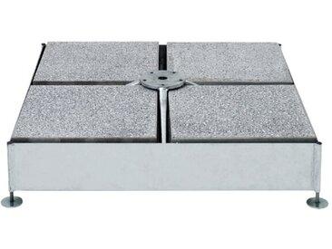 Glatz Schirmkreuz M4, 120 kg /Silber, Stahl