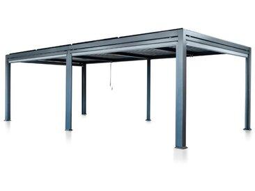 suns Pavillon Maranza 540 x 350 cm /Grau, Aluminium