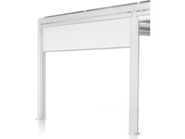 suns Pavillon Maranza Seitenteil 335 cm /Weiß, Textilene