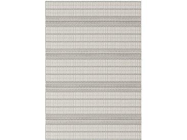 Lafuma Outdoorteppich Ancone 200 x 290 cm /Grau, Polypropylen