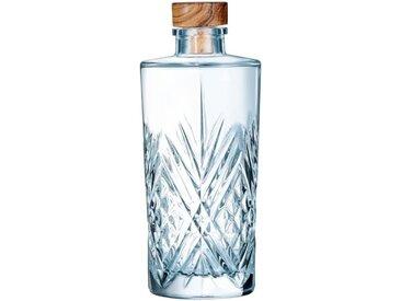 CreaTable Karaffe Eugene 900 ml /Klar, Glas