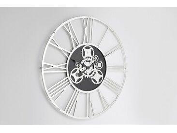 KARE DESIGN Wanduhr Gear 35183 /Silber, Metall