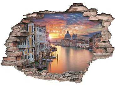 EUROART Sticker 50 x 70 cm Venice - Hole in the wall /Creme,