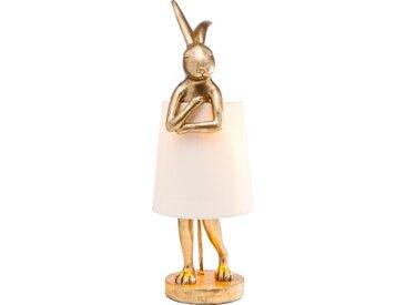 KARE Tischleuchte ANIMAL RABBIT /Gold, Kunststoff