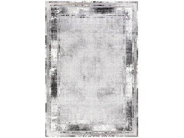 Vintage Teppich Excelsio 120 x 170 cm /Grau, Mischgewebe