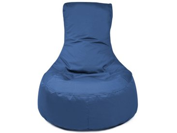 Outbag Sitzsack Slope Plus, blau /Blau, Stoff