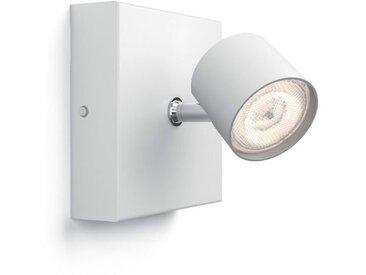 Philips LED-Wandleuchte Star, Metall
