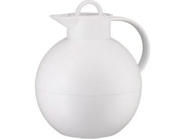 alfi Isolierkanne Kugel /Weiß, 21 cm Kunststoff