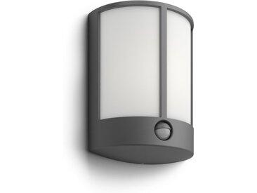 Philips LED-Außenwandleuchte Stock, Aluminium