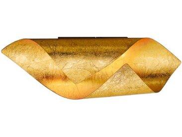 Paul Neuhaus LED-Wandleuchte Nevis /Gold, Metall