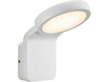 Nordlux LED-Außenwandleuchte Marina (Dämmerungssensor) /Weiß,