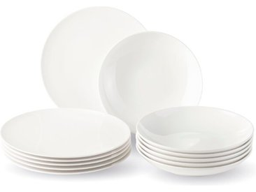 like. by Villeroy & Boch Tafelservice New Fresh 12tlg. /Weiß,