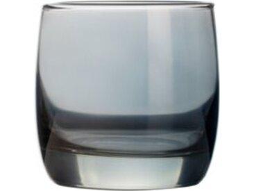 CreaTable Gläserset Whisky Shiny Graphit 4tlg /Graphit, Glas