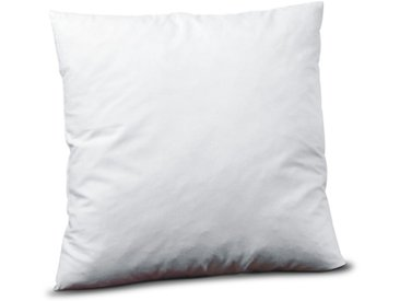 Füllkissen Feder 40 x cm /Weiß, Baumwolle