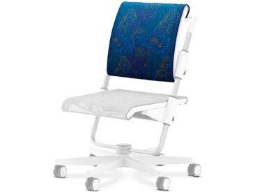 Moll Rückenkissen Scooter /Blau / Motiv Submarine, Stoff