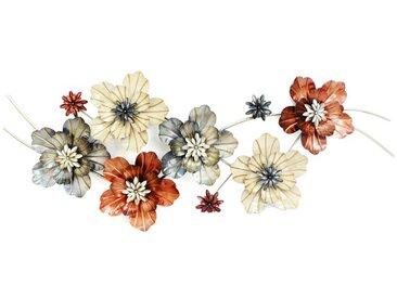 Wanddeko Flower 49 cm