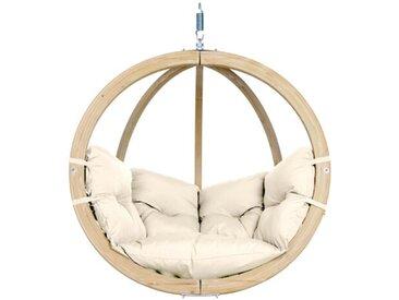 AMAZONAS Hängesessel Globo Chair, natura /Natur, Holz