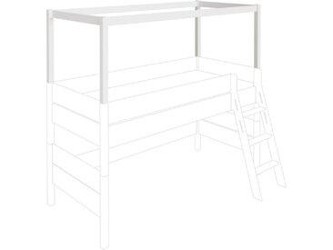 Paidi Baldachinaufbau Tiago /Weiß, 71 cm Holz