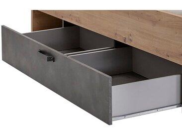 Composad Bettkasten Lafabrica /Grau, Holz