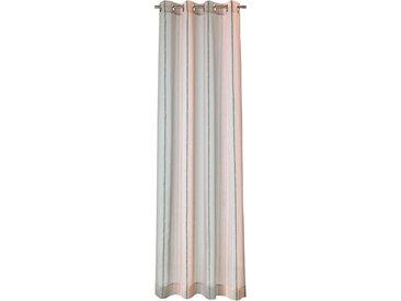 JOOP! Ösenschal Slim 140 x 250 cm /Rose, Polyester