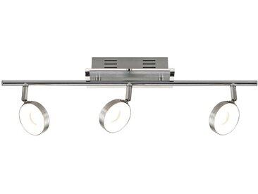 DesignLive LED-Strahler Miro /Alu, Alu, Eisen, Stahl & Metall