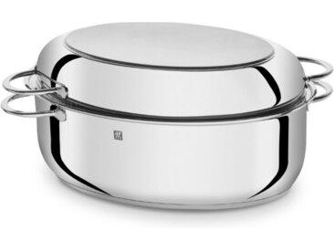 Zwilling Bräter Plus 38 cm /Silber, Edelstahl