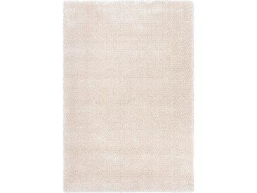 Shaggy Beni Royal 160 x 230 cm /Weiß, Mischgewebe