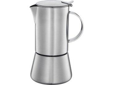 Cilio Espressokocher Aida /Satiniert, 17,5 cm Edelstahl