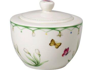 Villeroy & Boch Zuckerdose Ostern - Colourful Spring /Weiß,
