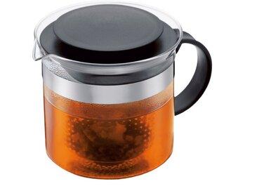 bodum Teebereiter Bistro Noueveau 1500 ml /Schwarz, L (Large)